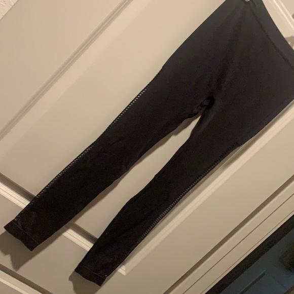 "Sexy ""holey"" leggings"